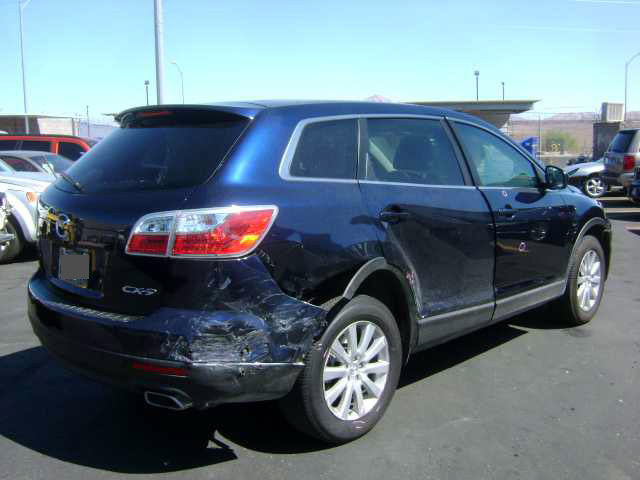 Mazda CX-9 Before