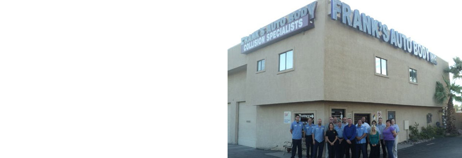 Franks Body Shop >> Las Vegas Auto Body Collision Repair For Both Foreign Domestic